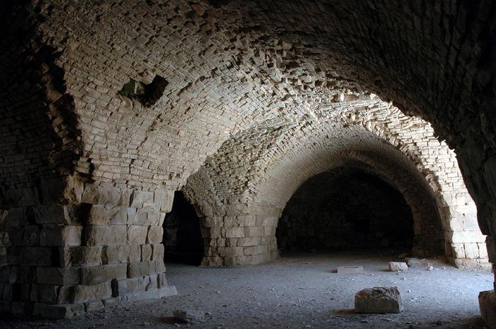 Крепость Крак-де-Шевалье или Крак де л'Оспиталь 14245