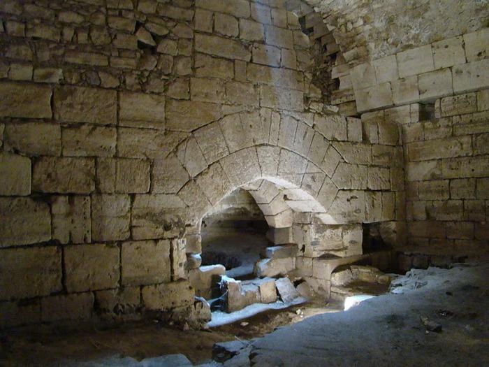 Крепость Крак-де-Шевалье или Крак де л'Оспиталь 67149