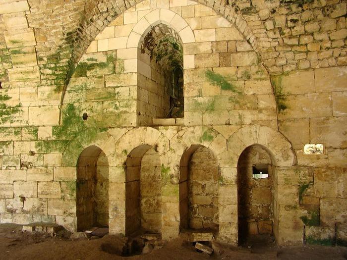 Крепость Крак-де-Шевалье или Крак де л'Оспиталь 84560