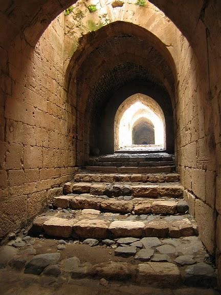 Крепость Крак-де-Шевалье или Крак де л'Оспиталь 85714