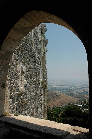 Крепость Крак-де-Шевалье или Крак де л'Оспиталь 98823