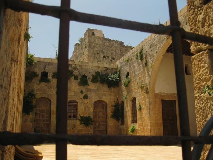 Крепость Крак-де-Шевалье или Крак де л'Оспиталь 86330