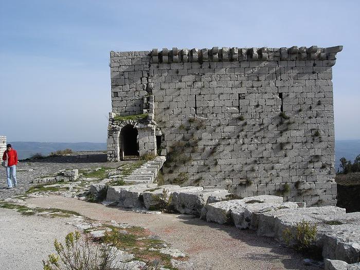 Крепость Крак-де-Шевалье или Крак де л'Оспиталь 59884