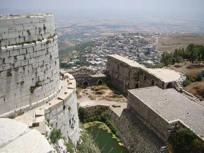 Крепость Крак-де-Шевалье или Крак де л'Оспиталь 83838