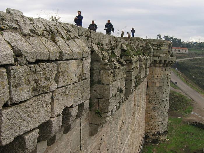 Крепость Крак-де-Шевалье или Крак де л'Оспиталь 66001