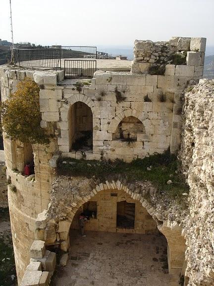 Крепость Крак-де-Шевалье или Крак де л'Оспиталь 21443