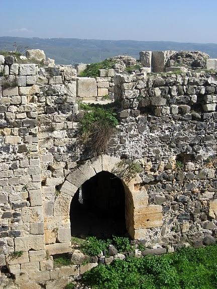 Крепость Крак-де-Шевалье или Крак де л'Оспиталь 68524