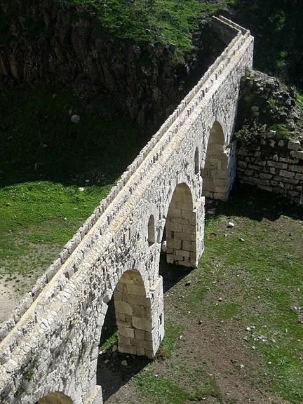 Крепость Крак-де-Шевалье или Крак де л'Оспиталь 25947