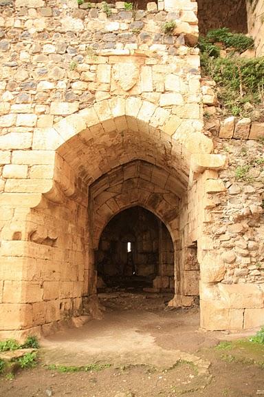 Крепость Крак-де-Шевалье или Крак де л'Оспиталь 79298