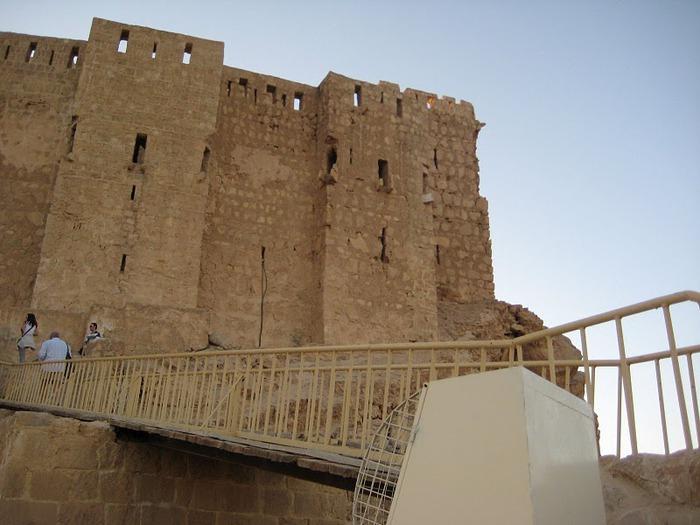 Крепость Крак-де-Шевалье или Крак де л'Оспиталь 21893