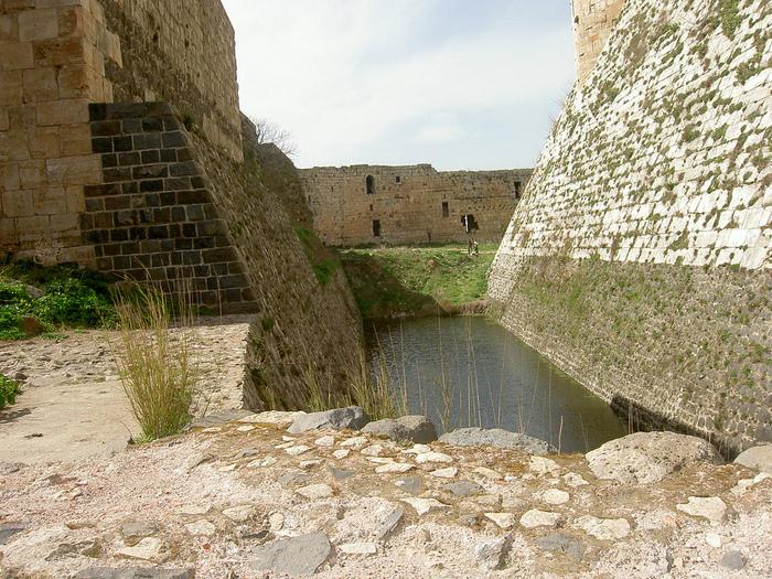 Крепость Крак-де-Шевалье или Крак де л'Оспиталь 71774