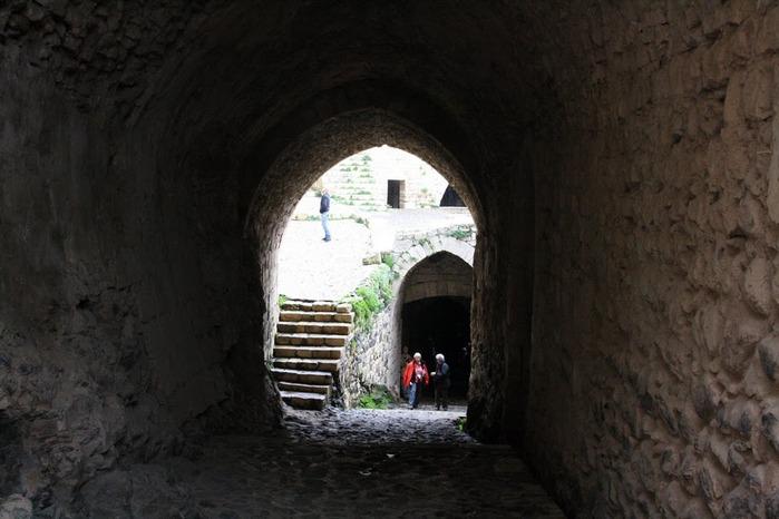 Крепость Крак-де-Шевалье или Крак де л'Оспиталь 86456