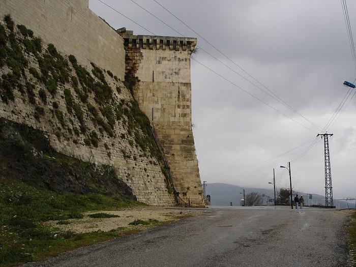 Крепость Крак-де-Шевалье или Крак де л'Оспиталь 94948