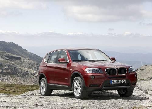BMW X3 ������ ���������