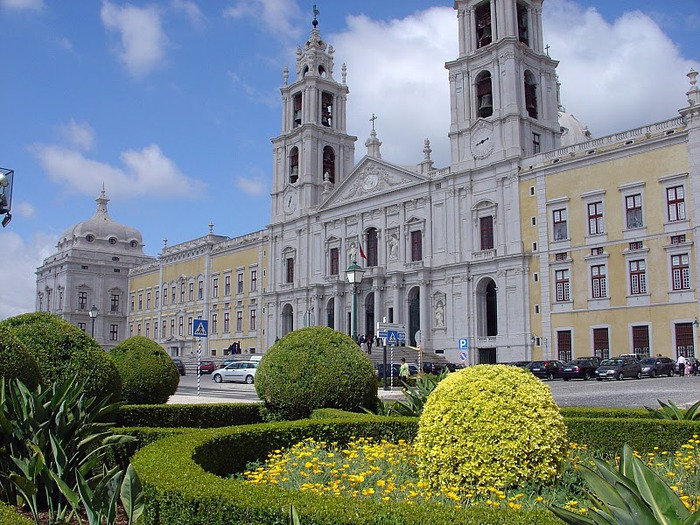 Дворец-монастырь да Мафра (Марфа, Португалия) 30043
