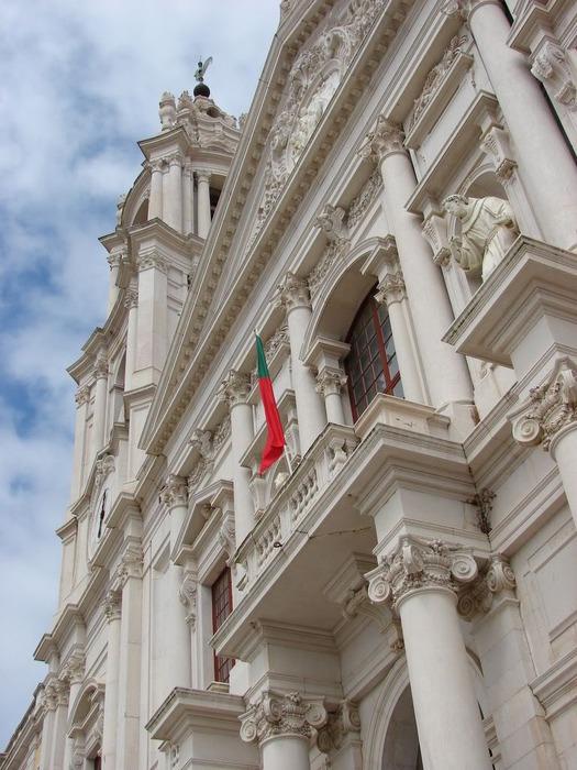 Дворец-монастырь да Мафра (Марфа, Португалия) 51683