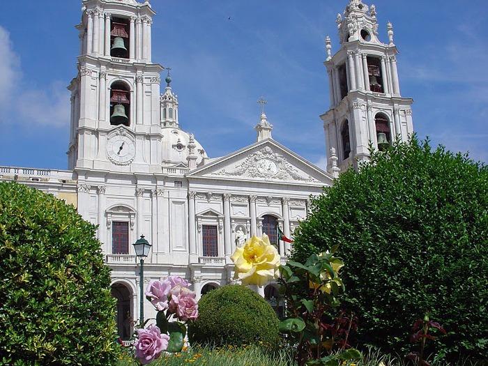 Дворец-монастырь да Мафра (Марфа, Португалия) 29856
