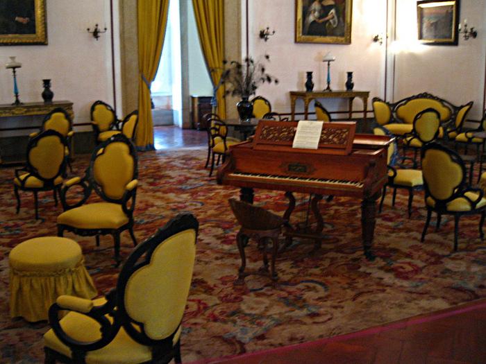 Дворец-монастырь да Мафра (Марфа, Португалия) 96377