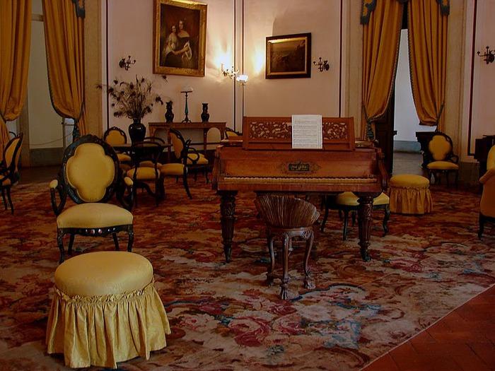 Дворец-монастырь да Мафра (Марфа, Португалия) 99508