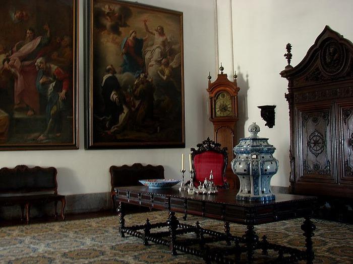 Дворец-монастырь да Мафра (Марфа, Португалия) 21073