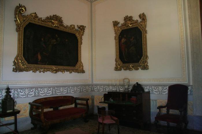 Дворец-монастырь да Мафра (Марфа, Португалия) 20005
