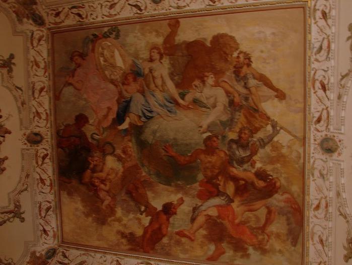 Дворец-монастырь да Мафра (Марфа, Португалия) 67023