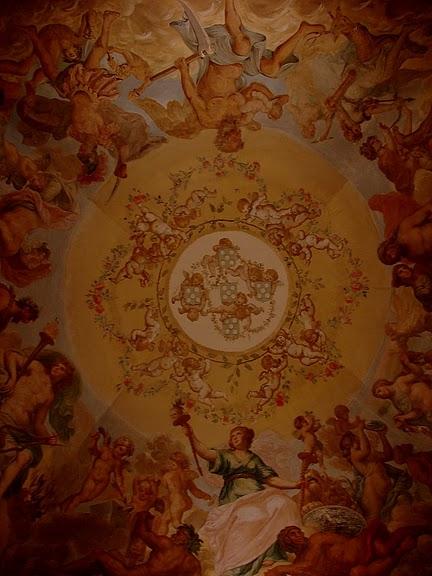 Дворец-монастырь да Мафра (Марфа, Португалия) 70855