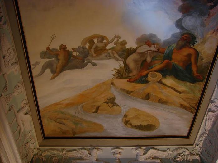 Дворец-монастырь да Мафра (Марфа, Португалия) 51837