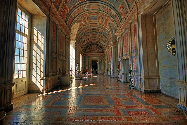 Дворец-монастырь да Мафра (Марфа, Португалия) 50378