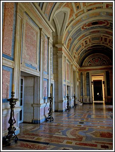 Дворец-монастырь да Мафра (Марфа, Португалия) 44700