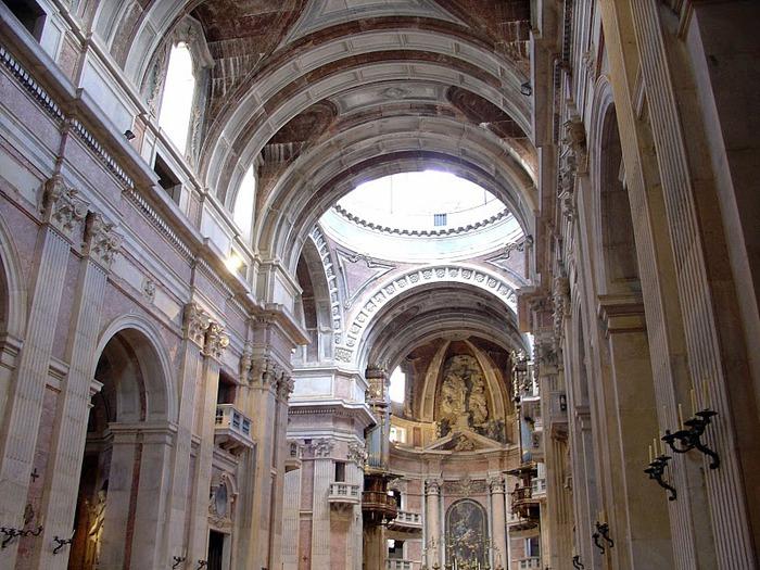 Дворец-монастырь да Мафра (Марфа, Португалия) 26347