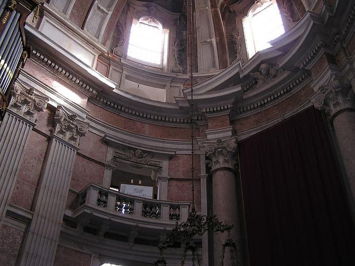 Дворец-монастырь да Мафра (Марфа, Португалия) 91507