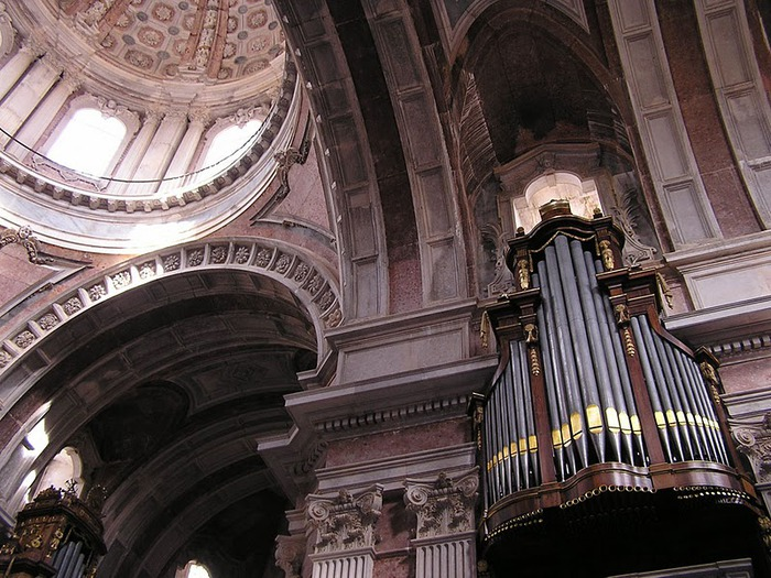 Дворец-монастырь да Мафра (Марфа, Португалия) 87396