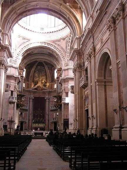 Дворец-монастырь да Мафра (Марфа, Португалия) 70426
