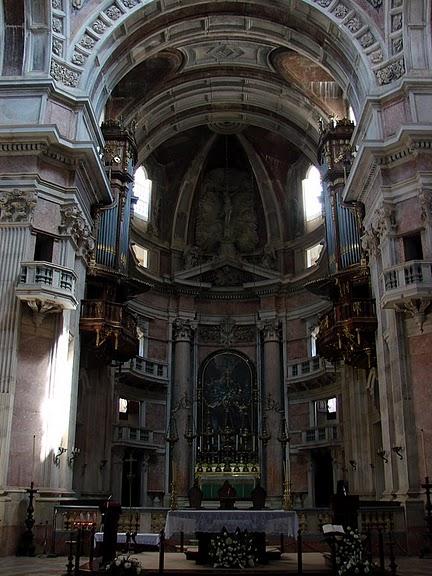 Дворец-монастырь да Мафра (Марфа, Португалия) 96770