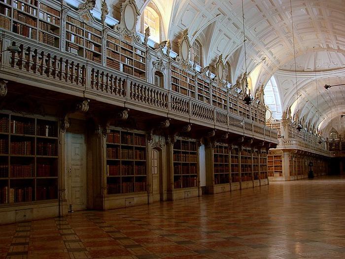 Дворец-монастырь да Мафра (Марфа, Португалия) 75894