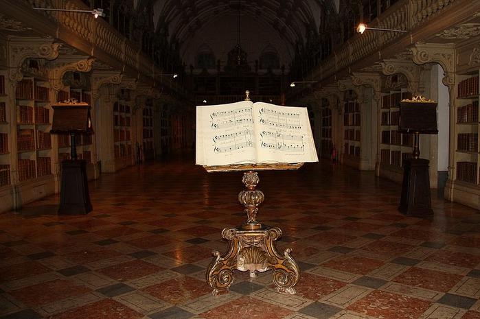 Дворец-монастырь да Мафра (Марфа, Португалия) 27182