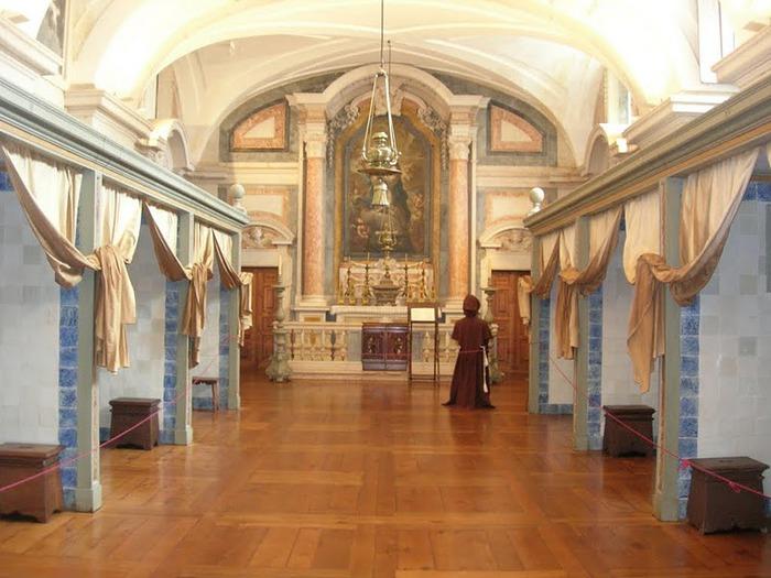 Дворец-монастырь да Мафра (Марфа, Португалия) 94930