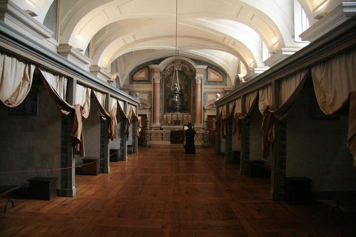 Дворец-монастырь да Мафра (Марфа, Португалия) 19381