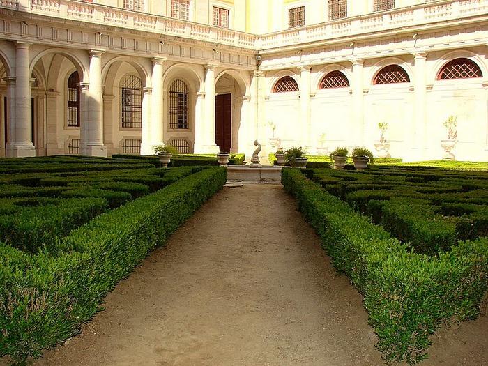 Дворец-монастырь да Мафра (Марфа, Португалия) 61482