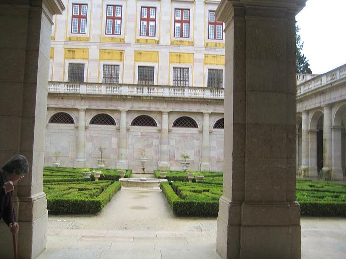 Дворец-монастырь да Мафра (Марфа, Португалия) 81580