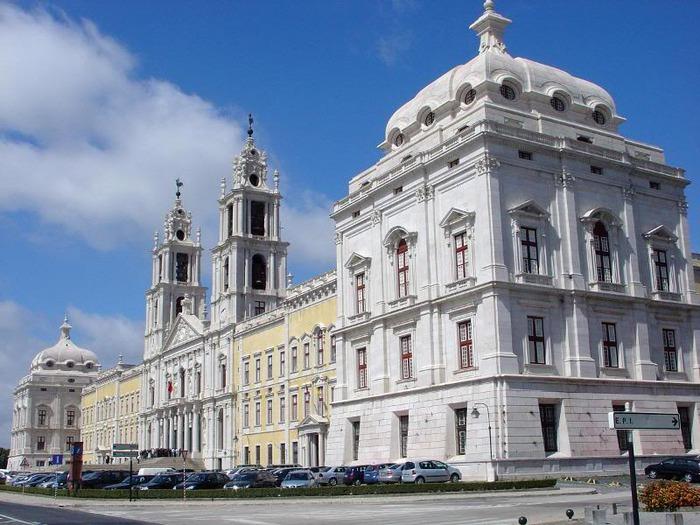 Дворец-монастырь да Мафра (Марфа, Португалия) 23440