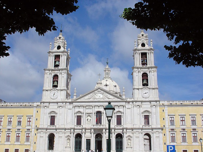 Дворец-монастырь да Мафра (Марфа, Португалия) 75399