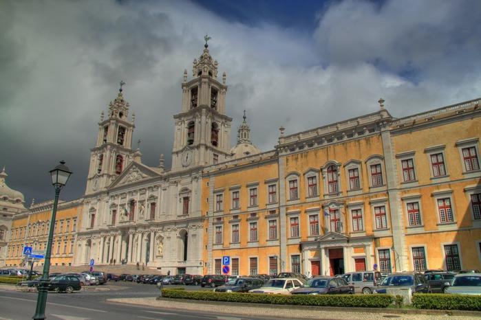 Дворец-монастырь да Мафра (Марфа, Португалия) 58851