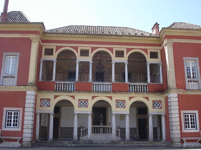 Дворец Маркизов Фронтейра (Palacio dos Marqueses de Fronteira) 61723