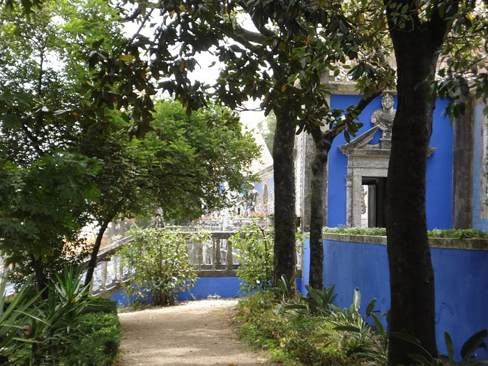 Дворец Маркизов Фронтейра (Palacio dos Marqueses de Fronteira) 43319