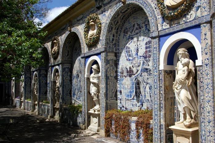 Дворец Маркизов Фронтейра (Palacio dos Marqueses de Fronteira) 94850