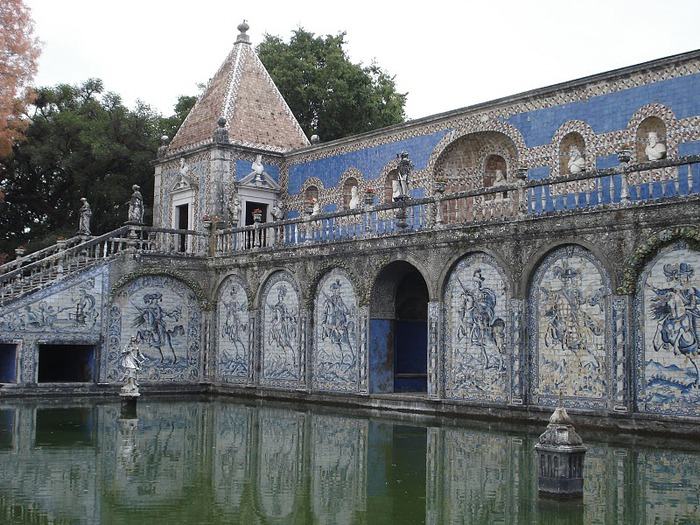 Дворец Маркизов Фронтейра (Palacio dos Marqueses de Fronteira) 94345