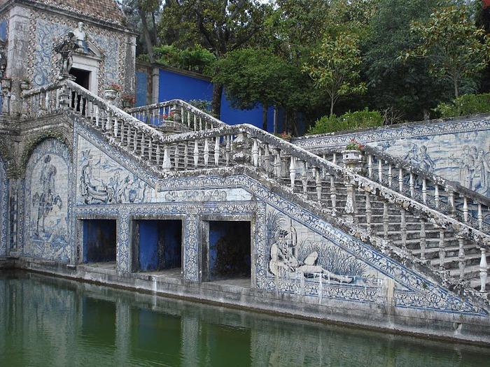 Дворец Маркизов Фронтейра (Palacio dos Marqueses de Fronteira) 91245