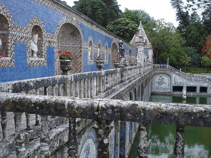 Дворец Маркизов Фронтейра (Palacio dos Marqueses de Fronteira) 67276